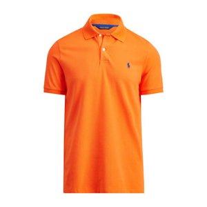 Custom-Fit Stretch Mesh Polo - Custom Fit  Polo Shirts - RalphLauren.com
