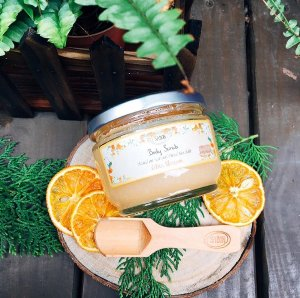 Dealmoon Exclusive! Free Body Scrub or Shower OilOn Orders Over $50 @ Sabon
