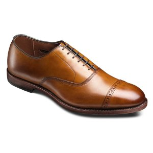 Fifth Avenue - Cap-toe Lace-up Oxford Mens Dress Shoes by Allen Edmonds
