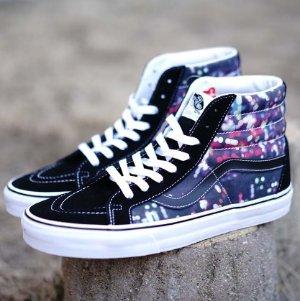 秒杀包邮到手价为¥298(原价¥635)VANS 范斯 CL 中性 Sk8-Hi 板鞋硫化鞋