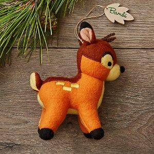 Bambi Disney Parks Storybook Plush Ornament | Disney Store