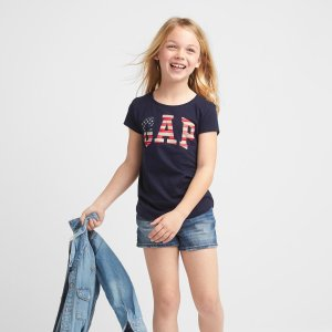 Extra 40% Off + Extra 10% Off + Free ShippingBaby and Kid's @ Gap