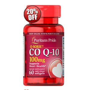 Q-SORB™ Co Q-10 100 mg