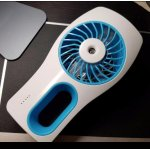 iEGrow Handheld USB Mini Misting Fan with Personal Cooling Humidifier(Blue)
