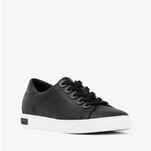 Halle Leather Sneaker | Michael Kors