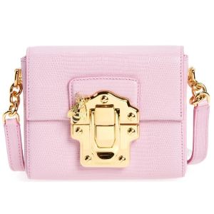 Dolce&Gabbana Mini Luccia Crossbody Bag