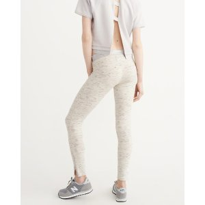 Womens Active Fleece Leggings | Womens Clearance | Abercrombie.com
