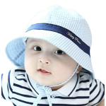 Balight Baby Girls Boys Bucket Sun Protection Hat with Breathable Cap Hat