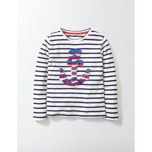 Sophia T-Shirt 91438 Tops & T-Shirts at Boden