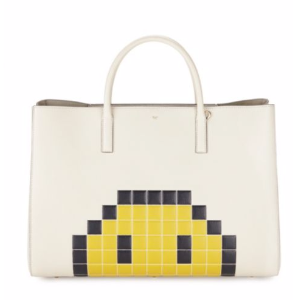 Anya Hindmarch - Ebury Maxi Pixel Leather Tote - saksoff5th.com