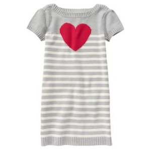 Heart Sweater Dress at Crazy 8