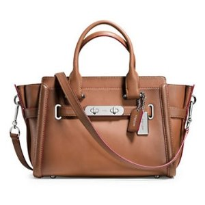 50% OffSelect Coach Swagger Bags @ Lord & Taylor
