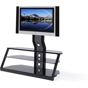 $49Cordoba TV Stand with Mount, for TVs up to 52