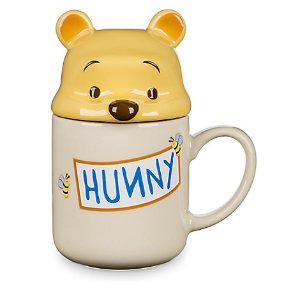 Winnie the Pooh Peek-a-Boo Lid Mug | Disney Store