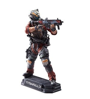 "$4.99McFarlane Toys Titanfall 2 Pilot Jack Cooper 7"" Collectible Action Figure"