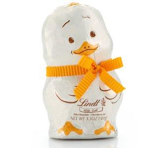 Milk Chocolate Little Chick Hollow Figure (3.5 oz, 100 g)