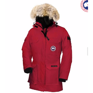Canada Goose Women's Expedition Parka - at Moosejaw.com