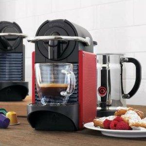 50% Off + Extra 30% OffNespresso Coffee and Espresso Maker @ Gilt
