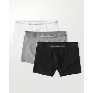 Mens 3-Pack Boxer Brief | Mens Clearance | Abercrombie.com