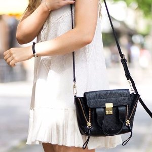 Dealmoon Exclusive!25% Off Full-Priced 3.1 Phillip Lim Pashli bags @ FORZIERI