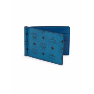 MCM - Claus Coated Canvas Money Clip Wallet - saks.com