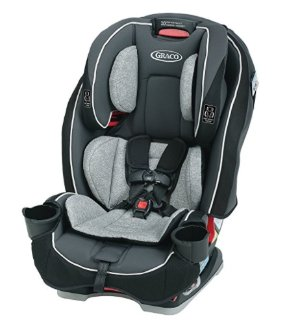 $158.1Graco SlimFit 全合一儿童双向汽车安全座椅
