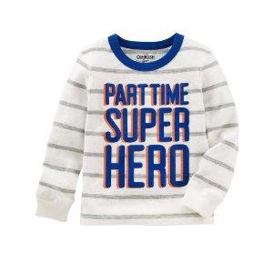 Super Hero Thermal Tee