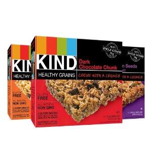 KIND Healthy Grains Bar, Variety Pack, 1.2 Oz, 15 Ct (Pack of 15)   Jet.com
