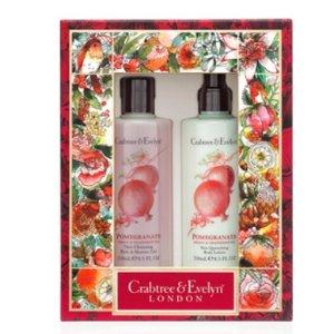 Pomegranate, Argan & Grapeseed Bath & Body Duo