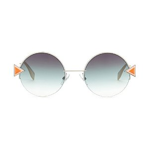 FF0243/S irregular round sunglasses