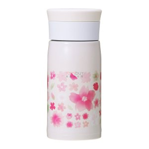 STARBUCKS Stainless Steel Tumbler Mug 350ml 2017 Japan Sakura Limited Edition