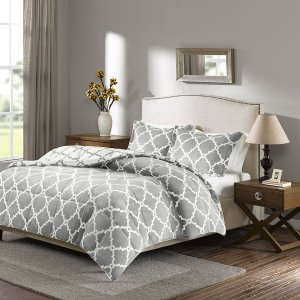 True North by Sleep Philosophy Peyton Reversible Plush Comforter Mini Set
