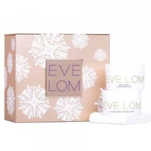 $88 (Value $165)EVE LOM Rescue Ritual Holiday Kit @ B-Glowing