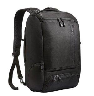 $67.19(原价$83.99)舒适好背好整理!eBags 专业电脑双肩包 黑色款