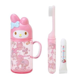 From $6.07 Sanrio Kids Toothbrush Travel Set