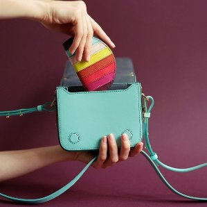 New CollectionSophie Hulme Bag @ SSENSE
