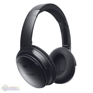 Bose QC35 Wireless Noise Cancelling Headphones Black + $17GC