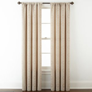 Royal Velvet 布制印花窗帘