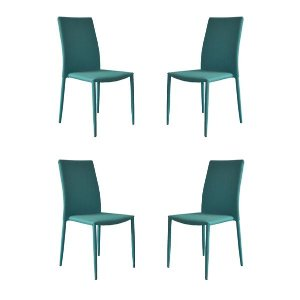 Jazz Modern 4 Set Chairs | Sofamania.com