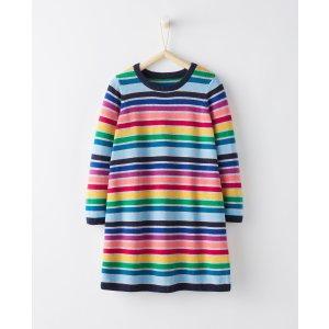 Colorknit Sweater Dress