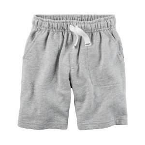 Toddler Boy French Terry Shorts | Carters.com