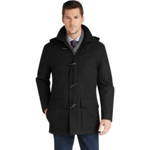 Jos. A. Bank Traditional Fit 3/4 Length Duffle Coat CLEARANCE