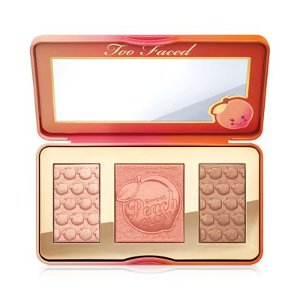 Too Faced Sweet Peach Glow Bronzing and Highlighting Palette - Gifts & Value Sets - Beauty - Macy's