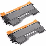 2 Black JARBO Compatible for Brother TN450 TN-450 TN420 TN-420 Toner Cartridge High Yield