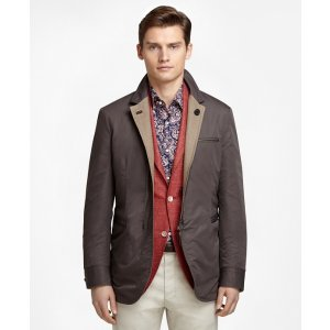 Men's Reversible Hybrid Jacket