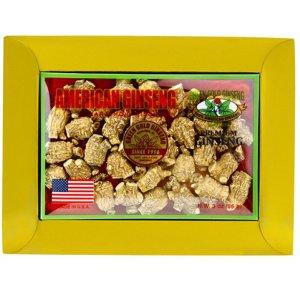 Bullet American Ginseng Medium Small 3oz box