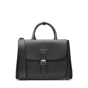 Leather Tote - Burberry