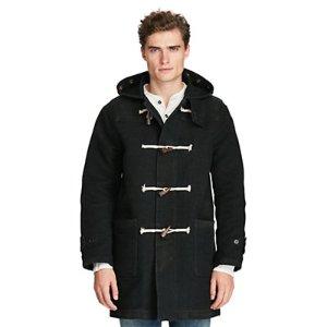 Wool-Blend Toggle Coat - Pea Coats & Top Coats � Jackets & Outerwear - RalphLauren.com