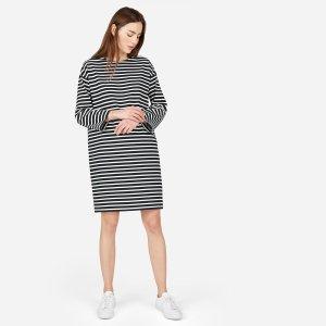 The Breton Cotton Dress | Everlane