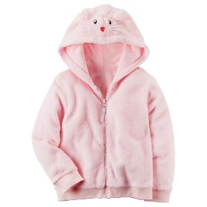 Fuzzy Mouse Hoodie